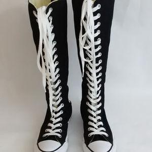 0f434905b2fda2 Converse Shoes - Chuck Taylor Knee High Converse Allstars Black 7